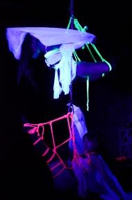 フェティッシュなロープ・アートを凝視せよ!